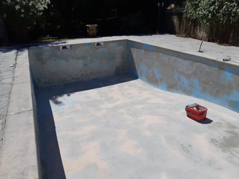 Profondeur piscine béton