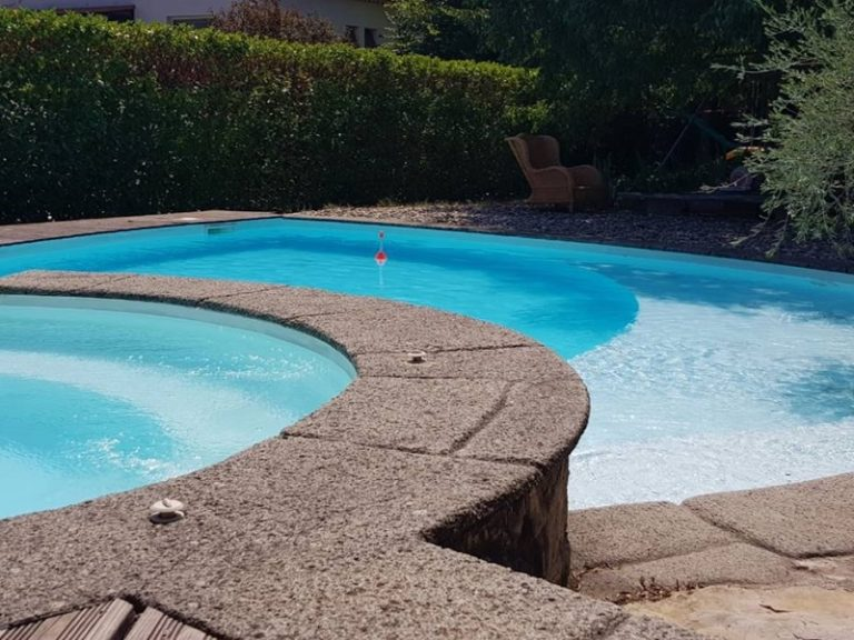 piscine béton sur mesure aubenas vallon ruoms